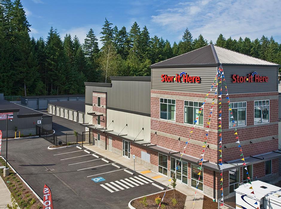 Financial Tacoma Construction Company Western